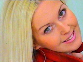 Roleplay friendly - and fully equipped blonde.