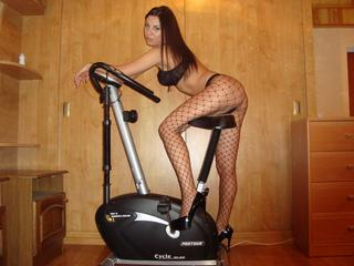Come and ride me - and do it good!