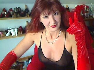 Lady-Sandrine - Lustvolle Erotik in High Heels!