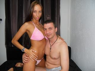 Hot couple - ready to hear your hottest fantasies!